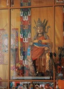 статуя Зандан-Жуу