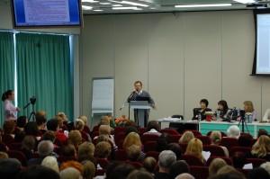 1 Всероссийский Конгресс Рэйки выступление Президента РАНМ В.В.Егорова